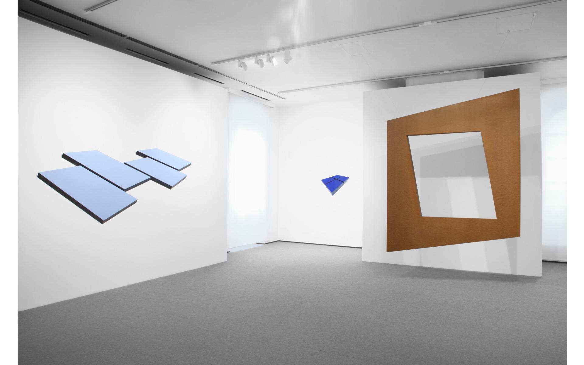 Installation view Museo Marca, Catanzaro, 2018 - Photo: Bruno Bani
